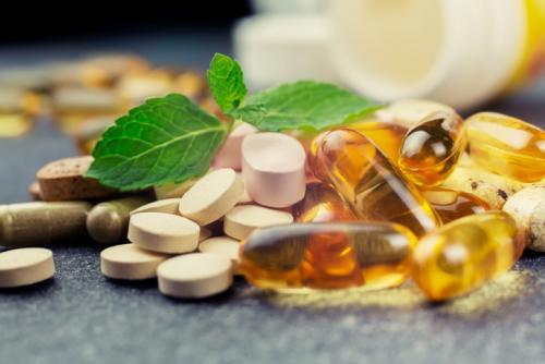 Vitaminen en voedingssupplementen